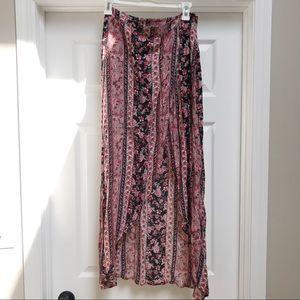Dresses & Skirts - Floral, boho long skirt